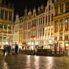 【世界遺産】ベルギーの超有名観光地 グランプラスで夜景を撮る
