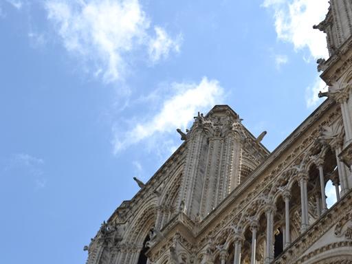 ノートルダム大聖堂 世界遺産 ガーゴイル