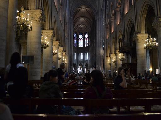 ノートルダム大聖堂 世界遺産
