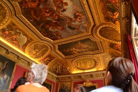 ヴェルサイユ宮殿,マルスの間