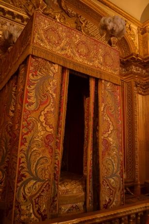 ヴェルサイユ宮殿,王の寝室