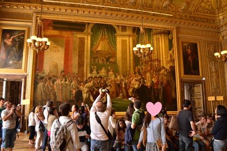 ヴェルサイユ宮殿,戴冠の間