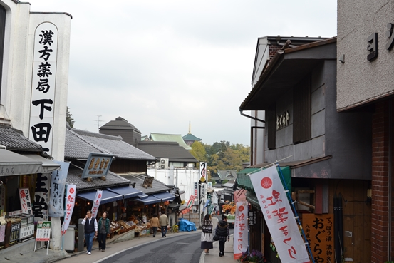 成田街並み